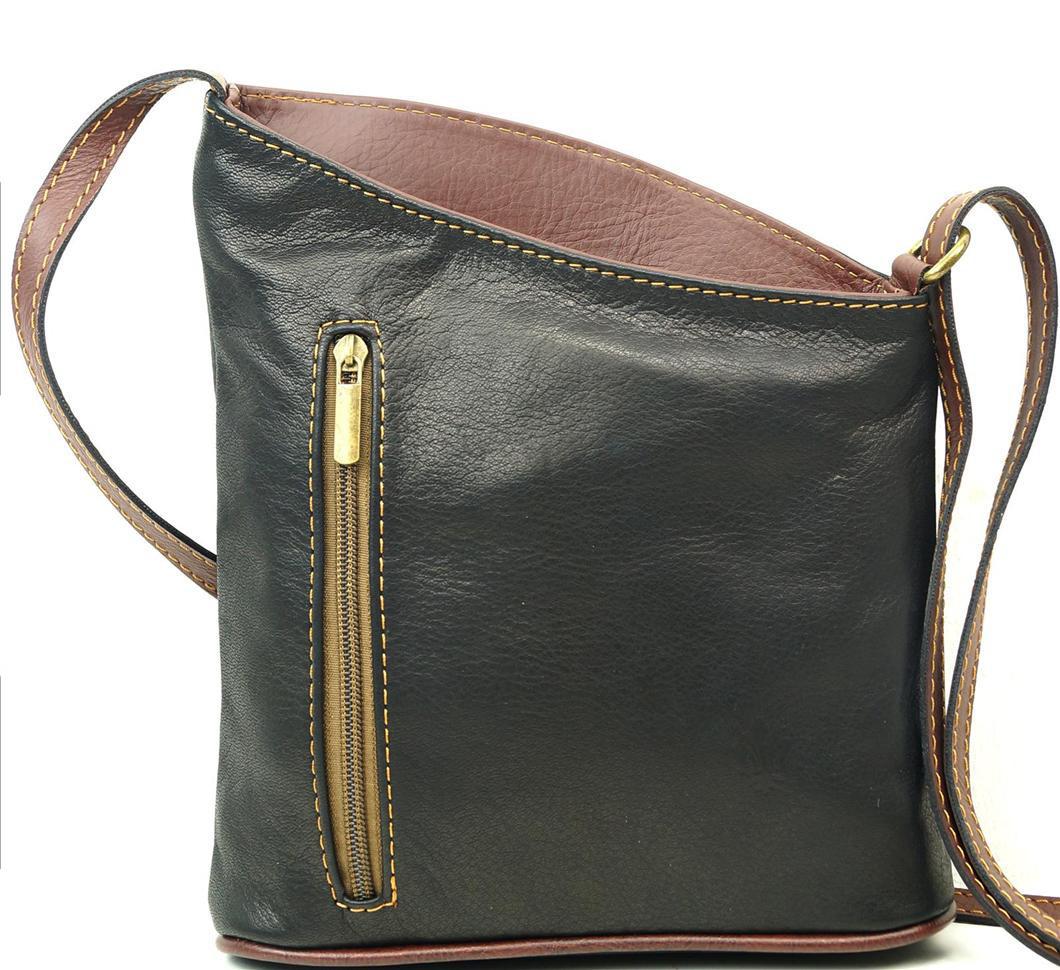 de52472c26 Dámská kožená kabelka Pulcini