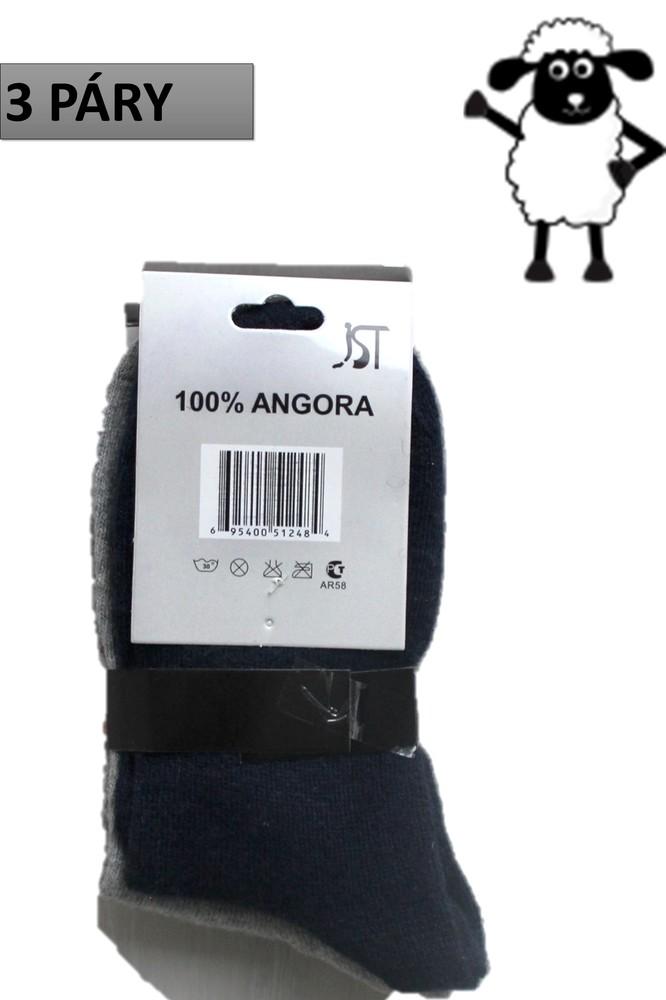c4a2dffa4ab Pánské termo ponožky bussines z ovčí vlny 3 páry - MUŽI - Galanto.cz