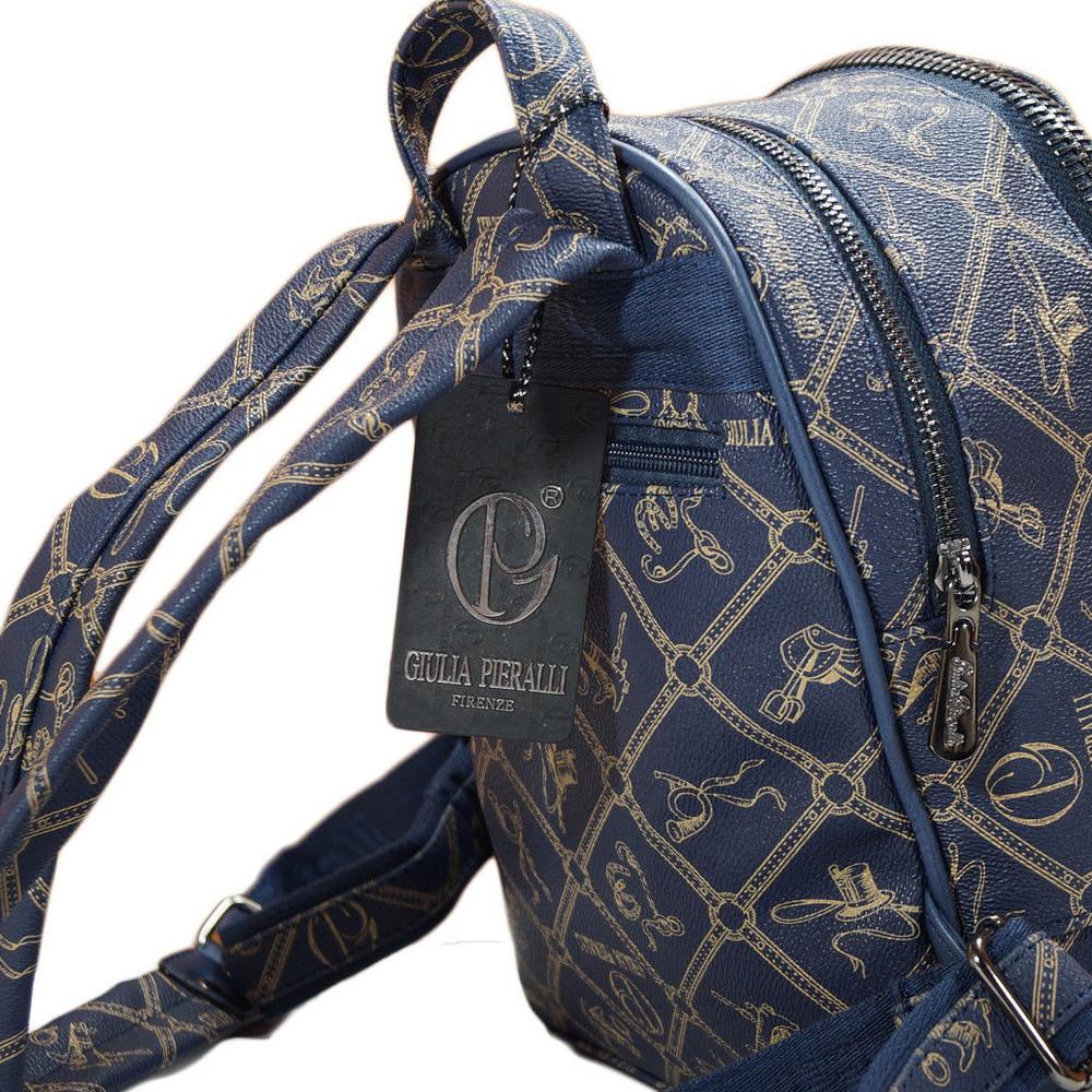 ... Dámský luxusní batoh modrý italský Giulia Pieralli. Previous 3a37ae5db9