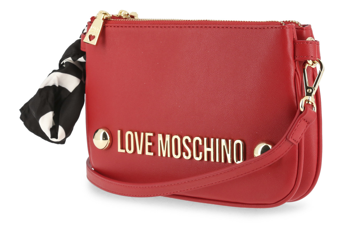 ... Kabelky přes rameno  Kabelka Love Moschino Červená JC4308PP06KU. Dotaz  na prodavače · Poslat známému e8cf791d1a5