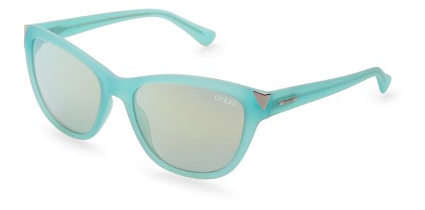 Sluneční brýle Guess Zelené GU7398