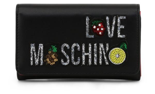 Dámská Peněženka Love Moschino Černá JC5654PP07KL