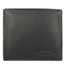Kožená pánská peněženka černá Bag Street 167C