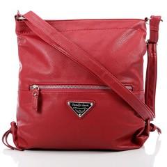 Jennifer Jones kabelka přes rameno červená 3950