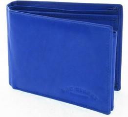 Pánská peněženka Bag Street modrá 992C