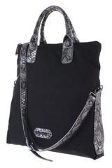 B.Cavalli dámská černá kabelka přes rameno
