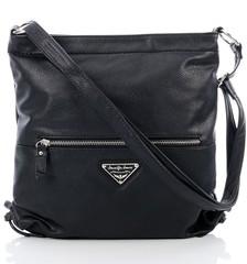 Jennifer Jones kabelka přes rameno černá 3950