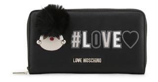 Peněženka Love Moschino Černá JC5536PP16LK
