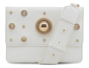 Kabelka Versace Jeans Bílá E1VRBBV4_70053