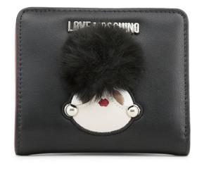Peněženka Love Moschino Černá JC5538PP16LK