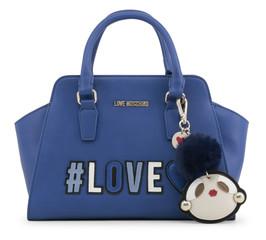 Kabelka Love Moschino Modrá JC4071PP16LK