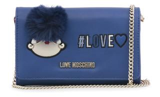 Peněženka Love Moschino Modrá JC5537PP16LK