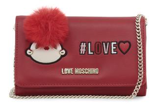 Peněženka Love Moschino Červená JC5537PP16LK
