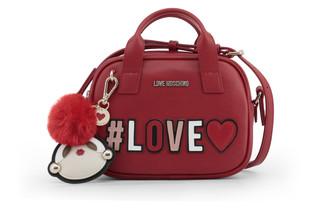 Kabelka Love Moschino Červená JC4073PP16LK