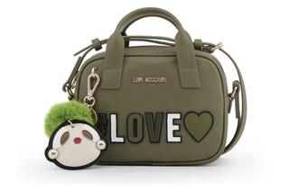 Kabelka Love Moschino Zelená JC4073PP16LK