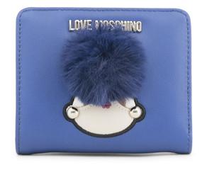 Peněženka Love Moschino Modrá JC5538PP16LK