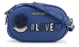 Kabelka Love Moschino Modrá JC4069PP16LK