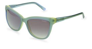 Sluneční brýle Guess Zelené GU7359