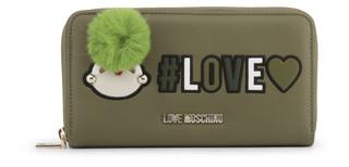 Peněženka Love Moschino Zelená JC5536PP16LK