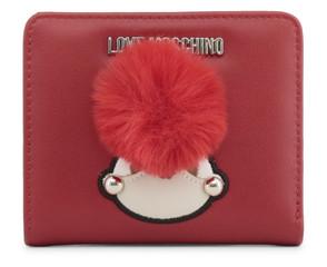 Peněženka Love Moschino Červená JC5538PP16LK