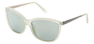 Sluneční brýle Guess Zelené GU7444