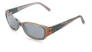Sluneční brýle Guess Oranžové GU7262