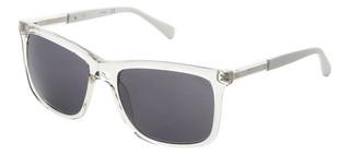 Sluneční brýle Guess Bílé GU6861