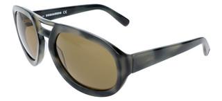 Sluneční brýle Dsquared2 Hnědé DQ0258