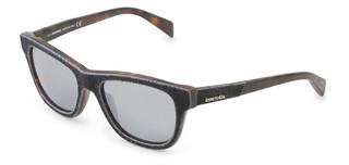 Sluneční brýle Diesel Černé DL0111