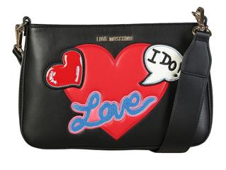 Kabelka Love Moschino Černá JC4108PP15LT