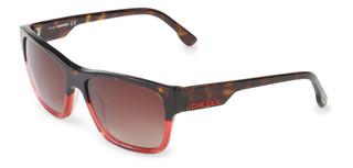 Sluneční brýle Diesel Hnědé DL0012