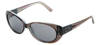 Sluneční brýle Guess Hnědé GU7261