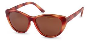 Sluneční brýle Ocean Sunglasses Hnědé HENDAYA