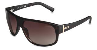 Sluneční brýle Guess Hnědé GU0130F