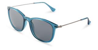 Sluneční brýle Calvin Klein Modré CK3173S