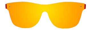 Sluneční brýle Ocean Sunglasses Červené MESSINA