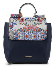 Batoh Laura Biagiotti Modrý LB18S258-5
