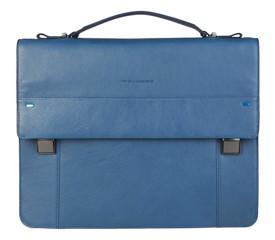 Brašna Piquadro Modrá CA3466S78