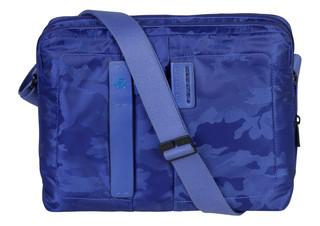 Brašna Piquadro Modrá CA3370P16