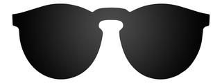 Sluneční brýle Ocean Sunglasses Černé IBIZA