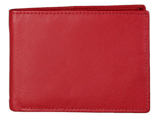 Peněženka Made in Italia Červená GROSSETO