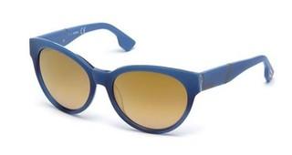 Sluneční brýle Diesel Modré DL0124