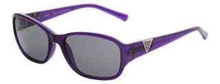 Sluneční brýle Guess Fialový GU7265