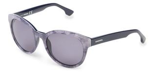 Sluneční brýle Diesel Šedé DL0041