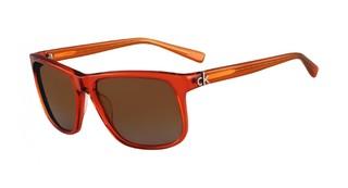Sluneční brýle Calvin Klein Hnědé CK4195S