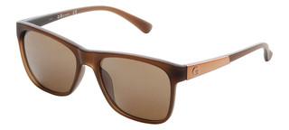 Sluneční brýle Guess Hnědé GG2108
