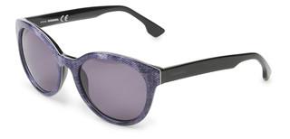 Sluneční brýle Diesel Modré DL0041