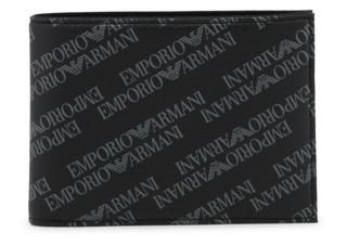 Pánská Peněženka Emporio Armani Černá Y4R166_YLO7E
