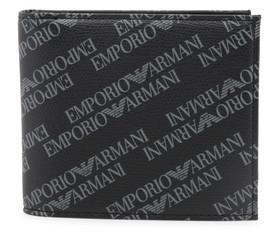 Peněženka Emporio Armani Černá Y4R167