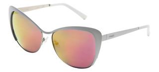 Sluneční brýle Guess Bílé GU7422